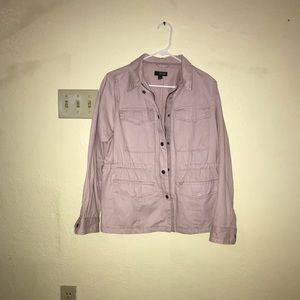 a.n.a pink coat